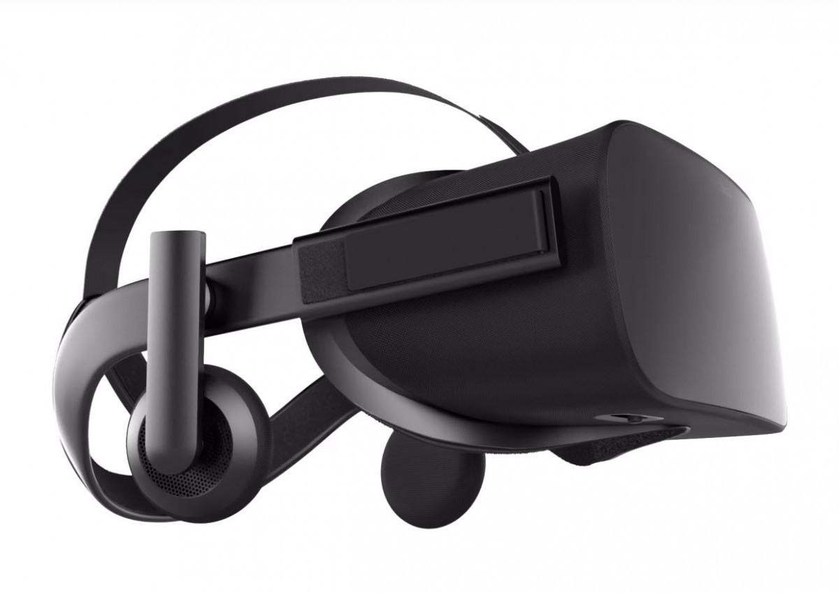 Casque Oculus Rift VR