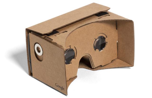 Casque VR Google Cardboard